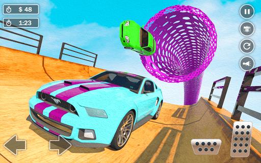 Car Stunts New Games: Mega Ramp Car Racing Game PC screenshot 2