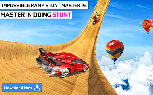 Mega Ramp Car Stunts - Multiplayer Car Games 2021 PC screenshot 2