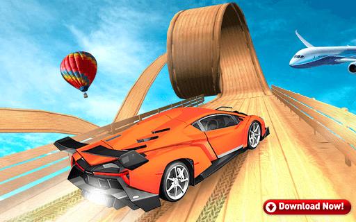 Mega Ramp Car Stunts - Multiplayer Car Games 2021 PC screenshot 3