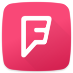 Foursquare City Guide icon