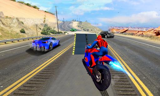 Spiderman Car Vs Bike Race Ultimate PC screenshot 1