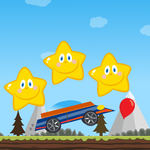 car racing free game for kids icon