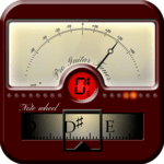 Pro Guitar Tuner for pc logo