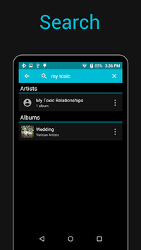 Rocket Music Player pc screenshot 1