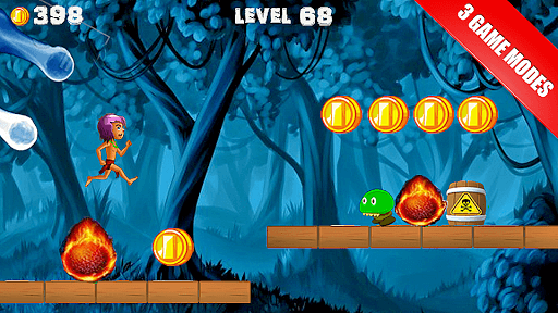 Jungle Castle Run pc screenshot 1