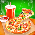 Supreme Pizza Maker - Kids Cooking Game icon