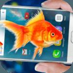Fish In Phone Aquarium Joke icon