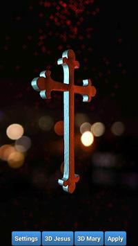 Holy Cross 3D Live Wallpaper pc screenshot 2