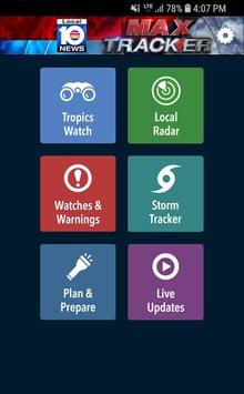 Max Hurricane Tracker pc screenshot 1