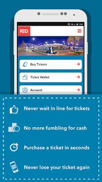 RTD Mobile Tickets pc screenshot 1