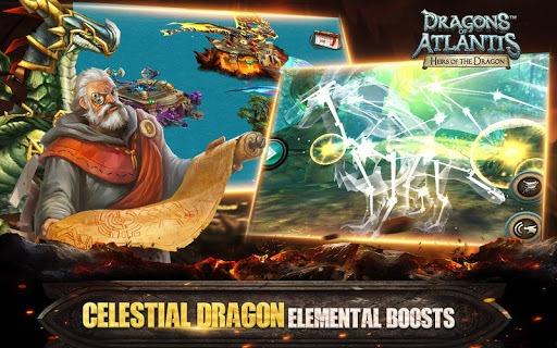 Dragons of Atlantis PC screenshot 2