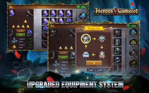 Heroes of Camelot pc screenshot 1