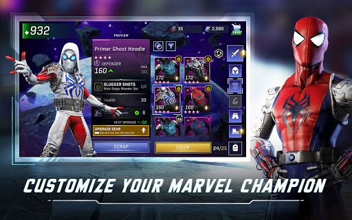 MARVEL Realm of Champions PC screenshot 1