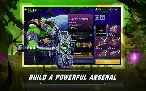 MARVEL Realm of Champions PC screenshot 3