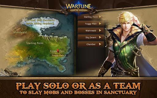 Wartune: Hall of Heroes pc screenshot 1