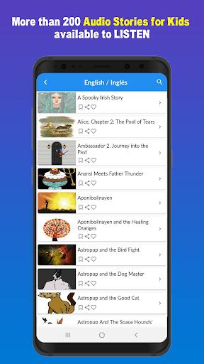 Audio Stories to Sleep: +200 Stories for Kids FREE pc screenshot 1