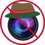 Detect+ Hidden Camera Detector - Anti Spy Camera icon