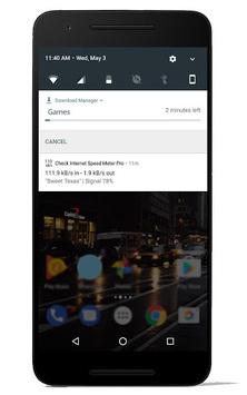 Internet Speed Meter -SpeedPro pc screenshot 1