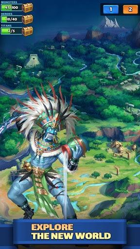 MythWars & Puzzles: RPG Match 3 pc screenshot 1
