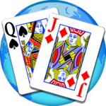 Pinochle for pc logo