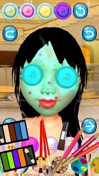 Princess Game Salon Angela 3D - Talking Princess pc screenshot 1