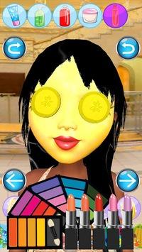 Princess Game Salon Angela 3D - Talking Princess pc screenshot 2