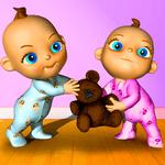 Talking Baby Twins - Babsy icon