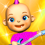 My Talking Baby Music Star icon