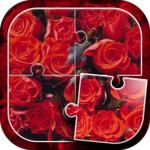 Roses Jigsaw Puzzle icon