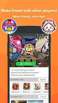 Lobi Free game, Group chat pc screenshot 1
