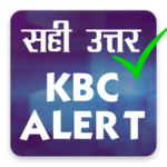 KBC Alert - Question Answer for Jackport Quiz Game icon