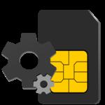 SIM Tool Dark Edition icon