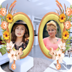 Interior Dual Photo Frames icon