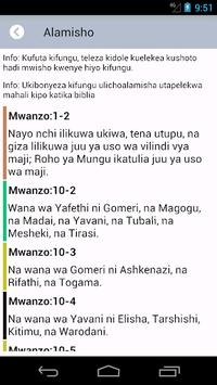 Biblia Takatifu Swahili Bible For Pc Windows Or Mac For Free