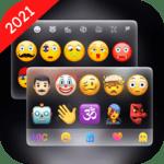 Zomj: Emojis Keyboard 2021 - Sticker, GIF, Symbols icon