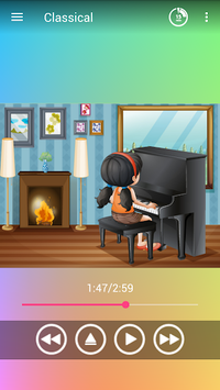 Classical music for baby pc screenshot 1
