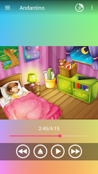 Classical music for baby pc screenshot 2