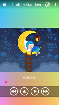 Lullaby Songs for Baby Offline pc screenshot 1