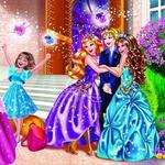 Princess Puzzle For Toddlers icon