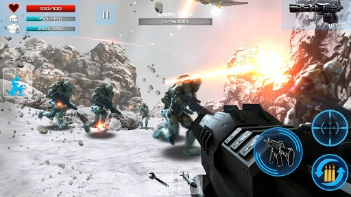 Enemy Strike 2 PC screenshot 2