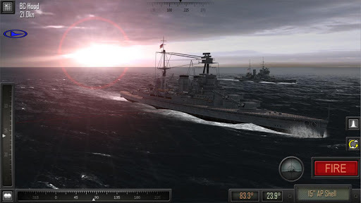 Atlantic Fleet Lite pc screenshot 1