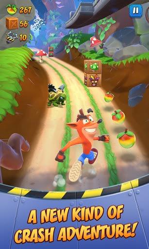 Crash Bandicoot: On the Run! pc screenshot 1