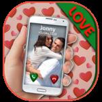 Love Theme Photo Caller ID icon