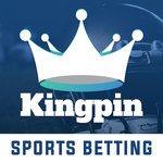 Kingpin: Sports Betting,Gambling, Sportsbook Picks icon