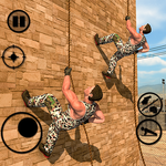 US Army Special Forces Commando Training Game icon