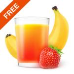Smoothies - 500+ Healthy Recipes Free icon