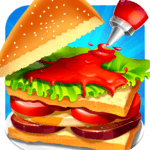 Deli Sandwich Shop - Kids Cooking Game icon