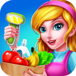 Little Supermarket Manager - Kids Shopping Game icon