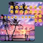 Color Beach Emoji Keyboard icon