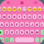 Pink Jelly Emoji Keyboard Skin icon
